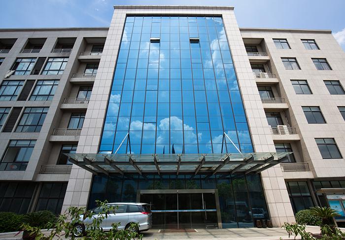 泽天纱业-办公大楼