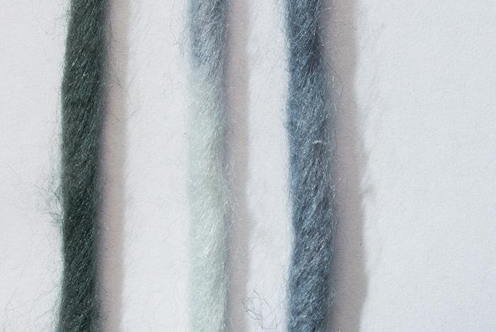 泽天渐变纱 花式纱 可加工定制 可染色 厂家直销