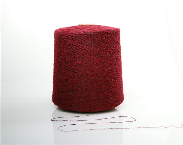 泽天结子纱 花式纱 可加工定制 可染色 厂家直销